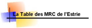 Table des MRC de l'Estrie